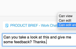 Work Chat on Evernote